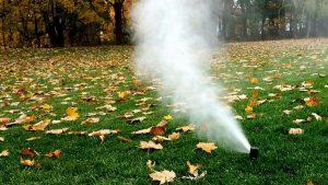 A sprinkler blowout in medfield ma